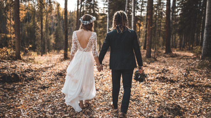 Oser le mariage en automne : les avantages